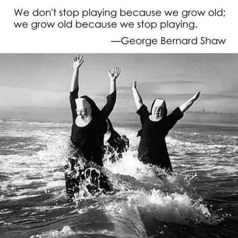 QUOTE: George Bernard Shaw