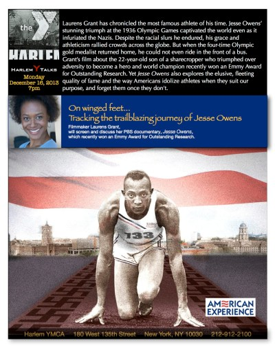 The Harlem YMCA launches HARLEM Y TALKS