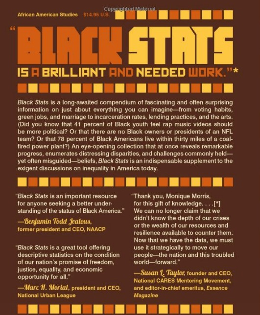Book: Black Stats: African Americans by the Numbers in the 20th Century