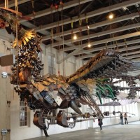 Harlem Condo Life - Phoenix: Xu Bing at the Cathedral in Harlem