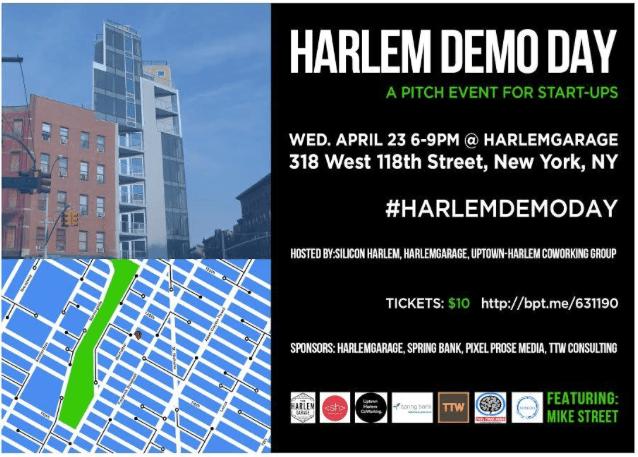 harlem demo day