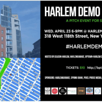 "Announced: Winner of the First ""Harlem Demo Day"" Startup Pitch Event"