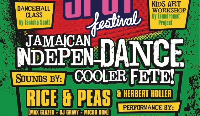 Sweet Spot Festival Jamaican Indepen-DANCE!