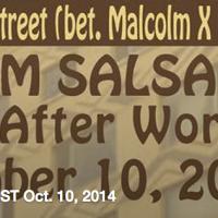 Harlem Salsa @ MIST Oct. 10, 2014