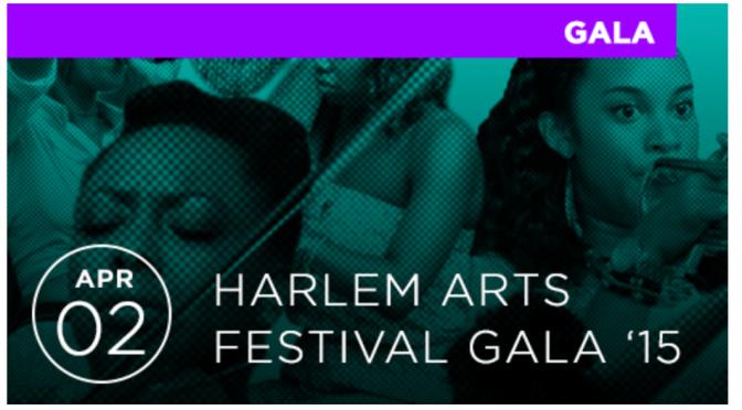 Harlem Arts Festival Annual Gala