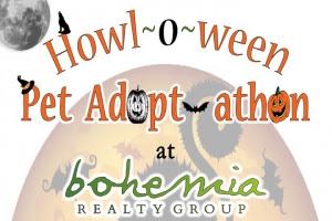 Halloween Pet Adoptathon