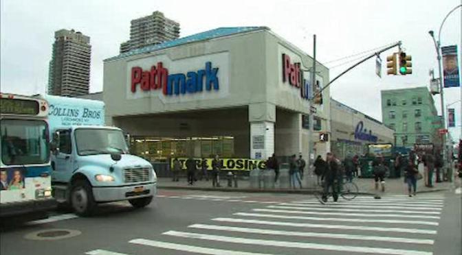 East Harlem Pathmark Is Closing
