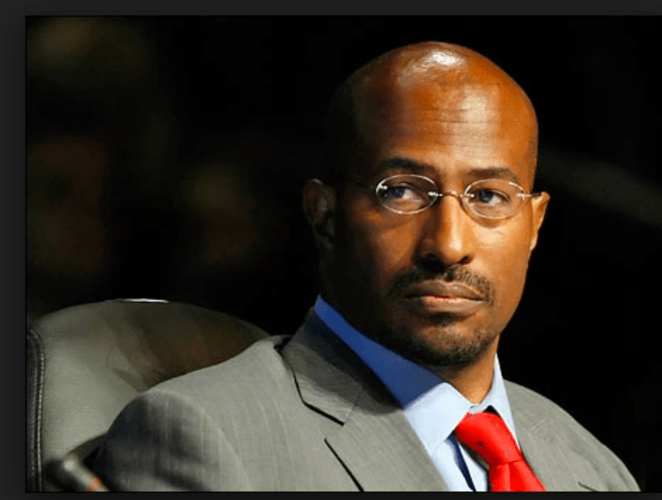 Van Jones - On Next Steps