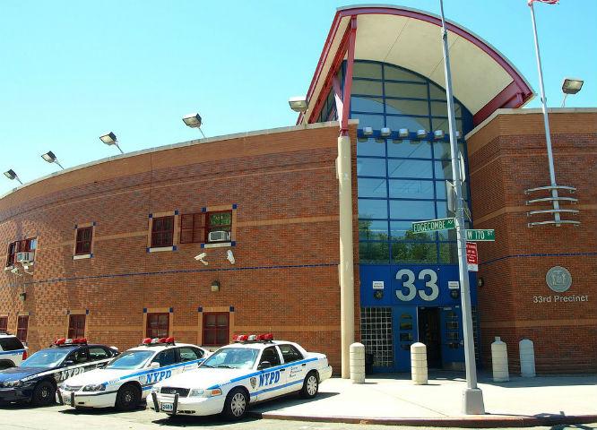 NYPD Precinct 33