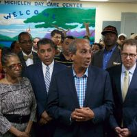 Harlem Families Rally to Save Nasry Michelen Day Care