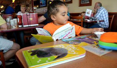 Harlem book fair flier