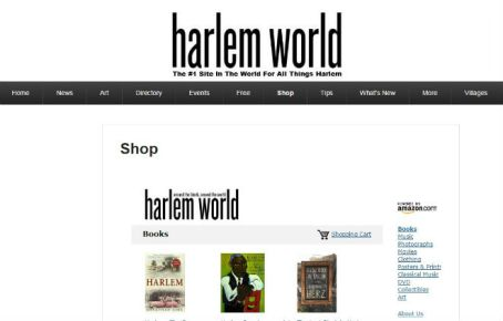 hw shop all harlem products