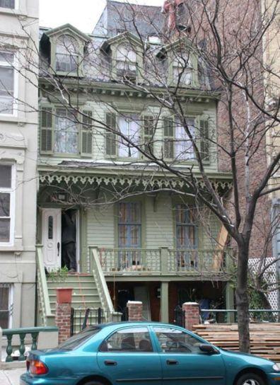 oldest house in harlem