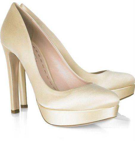 Miu Mius wedding shoes