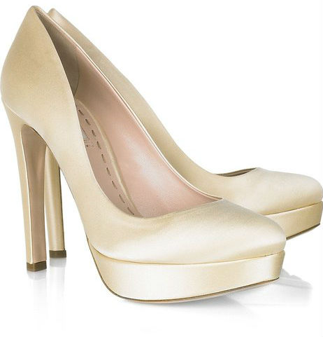 Miu Mius wedding shoes