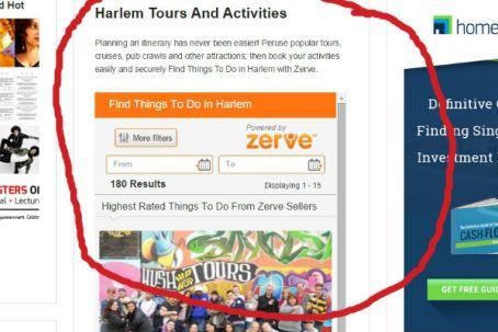 zerve page on hwslider