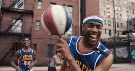 the harlem globbetrotters and stomp