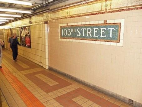 103rd street harlem