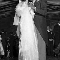 Harlem Wedding Of Nat and Maria Cole, 1948
