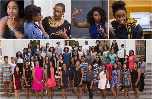 For the sixth straight year the At the Well Young Women's Leadership Academy will be held on the cam