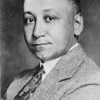 """Mr. Harlem Hospital"" Dr. Louis T. Wright 1891 – 1952"
