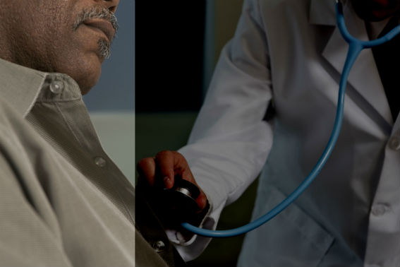 Doctor with stethoscope2
