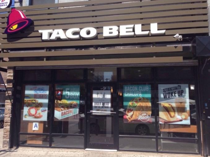 taco bell in harlem