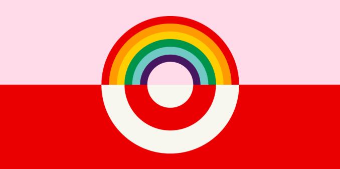 target lgbt logo