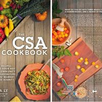 """The CSA Cookbook,"" Recipes For Community Cooking"