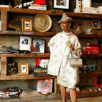 Harlem's Lana Turner's Hat Collection At Red Rooster