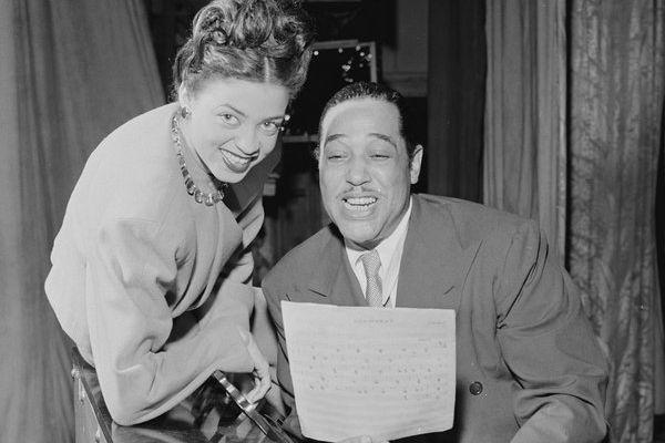 """Kay Davis """"The Wordless Vocalist"""" Harlem NY 1940's"""