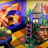 Saint Nicholas Houses Youth Artists Dedicate Mural In Harlem