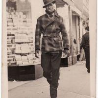 Harlem Street Style, NY 1940's By Cristobol Balenciaga