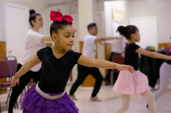 little harlem dancer