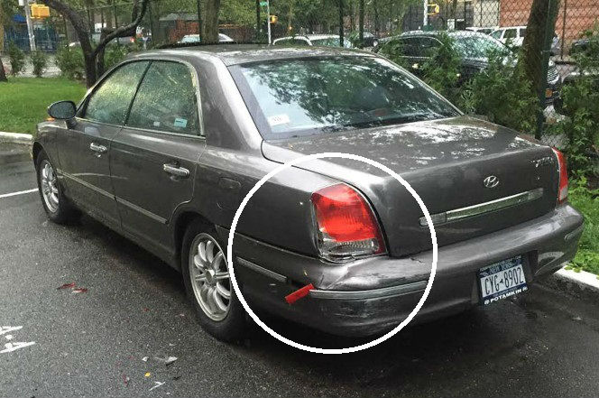 rangel car in harlem1