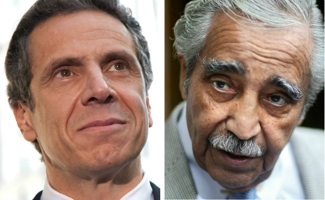 Andrew_Cuomo_and rangel by_Pat_Arnow1