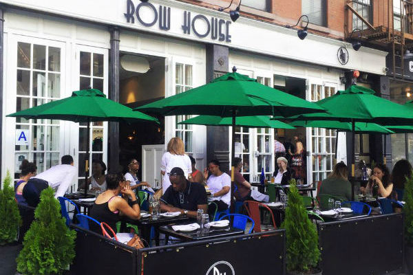 Dining With Miss Lil: Row House Restaurant is Serving It Up