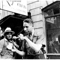 Ferdinand 'Jelly Roll' Morton In Harlem, New York 1928 - 1935