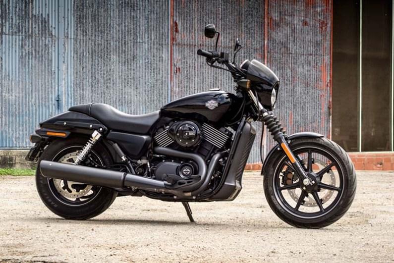 Motocykel Harley-Davidson Street XG 750