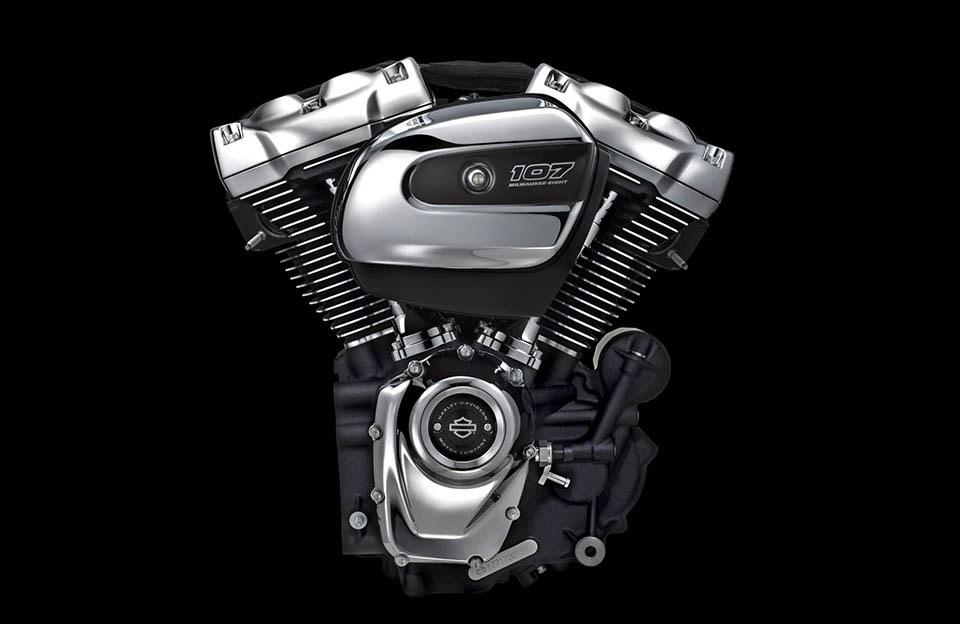 HARLEY-DAVIDSON odhaľuje nový motor - Milwaukee-Eight™- HARLEY-DAVIDSON BRATISLAVA