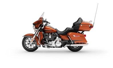 Motocykel Harley-Davidson touring Limited 114