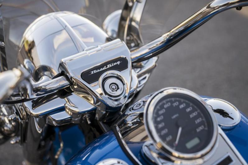 Motocykel Harley-Davidson touring Road King