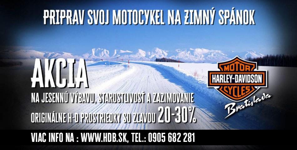Motorky Harley-Davidson Bratislava
