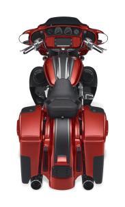 Motocykel Harley-Davidson CVO Street Glide