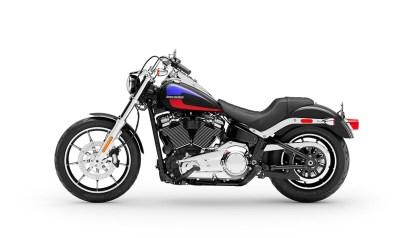 Motocykel Harley-Davidson Softail Low Rider