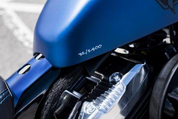 Motocykel Harley-Davidson Sportster® XL 1200X FORTY-EIGHT® výročný 2018