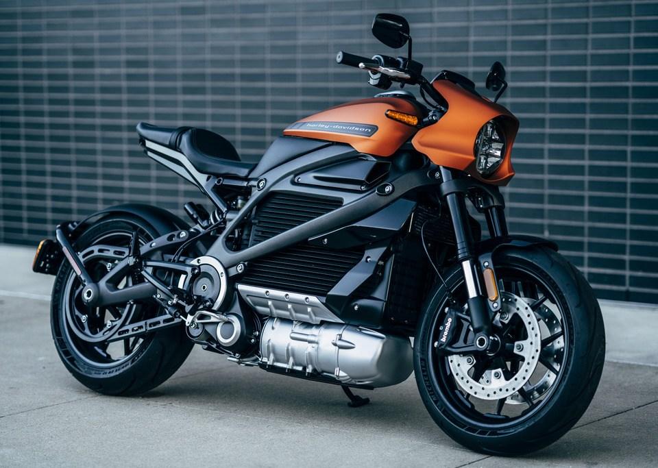 Harley-Davidson LiveWire prvý elektro motocykel na svete