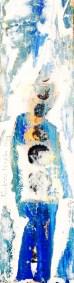 Blue Chakra Painting