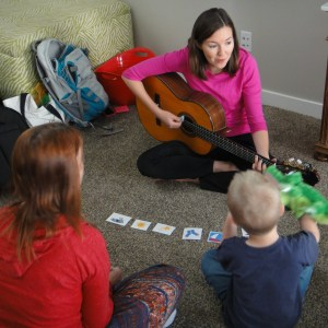 speech and music therapy