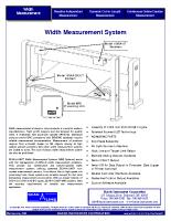 HIC Width Measurement